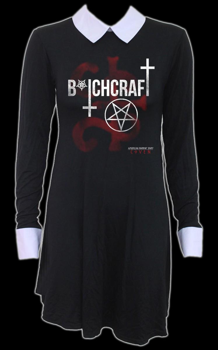 American Horror Story Baby Doll Kleid - Bitchcraft