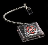 Wallet with Chain - Baphomet