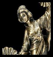 Geisha Figurine - Umeryu