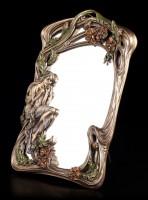 Table Mirror - Art Nouveau Lady