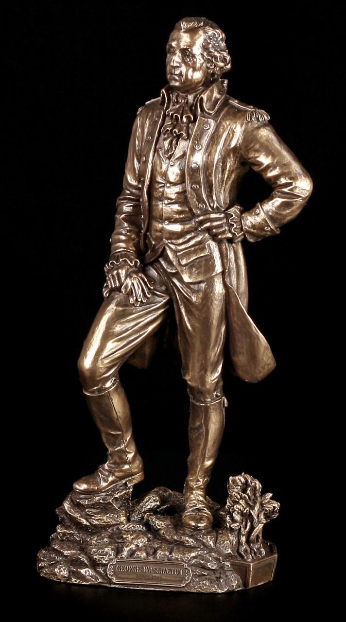 George Washington Figur - US Präsident