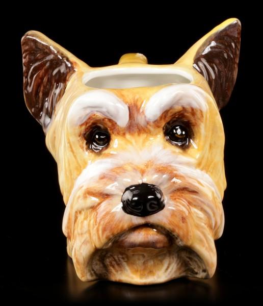 Keramik Tasse - Yorkshire Terrier