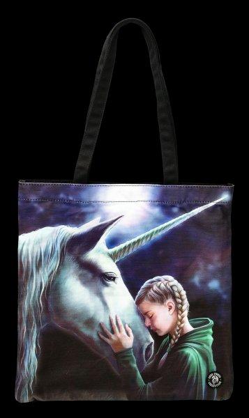 Tote Bag with Unicorn - The Wish