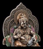Kubera Figur - Gott des Wohlstands