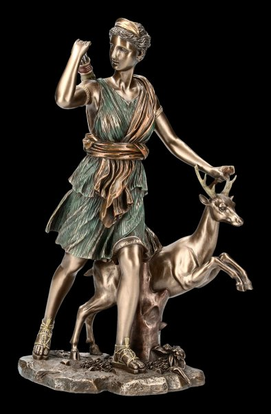 Diana - Artemis of Versailles Figurine