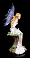 Elfen Figur - Aerandir mit weißer Taube