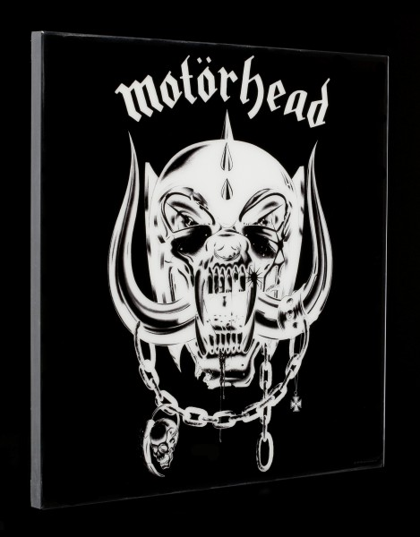 Motörhead Crystal Clear Picture - Inverted Logo