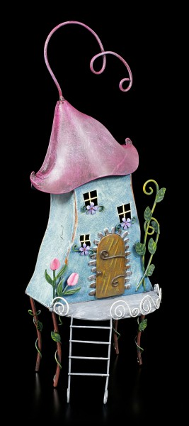Fairy Metal House - Tulip Manor