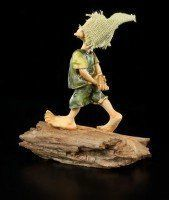 Pixie Goblin Figurine - I'm the Boss