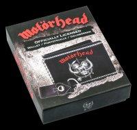 Motörhead Geldbeutel - Warpig