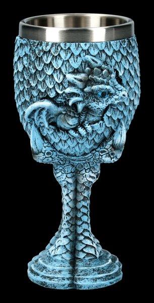Drachen Kelch - Blue Claw