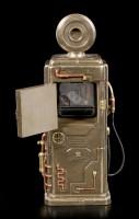 Mantel Clock - Steampunk Fuel Dispenser