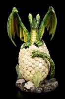 Forest Dragon Figurine - Nefarian hatches