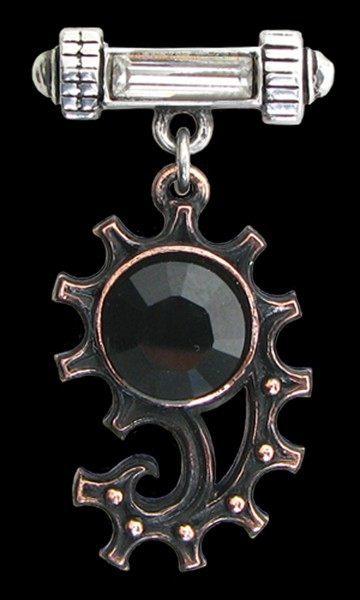 Alchemy Steampunk Ohrring - Ingenieurial Elegance