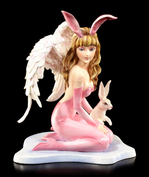 Angel Figurine - Sexy Aphra with Rabbit