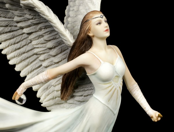 Angel Figurine - Ascendance by Anne Stokes