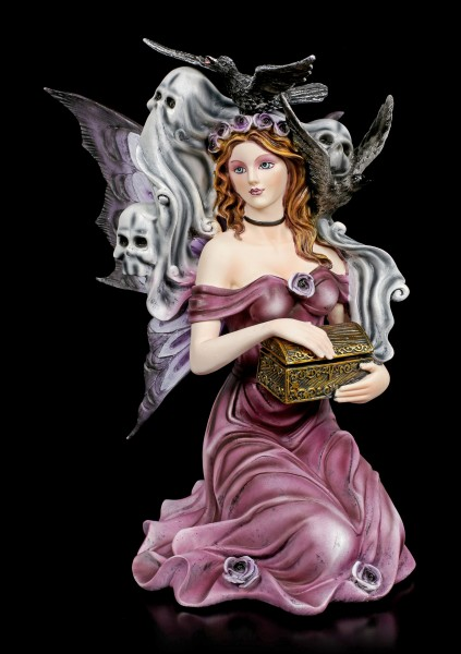 Fairy Figurine - Pandora's Box
