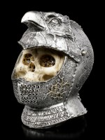 Totenkopf - Ritter mit Adlerhelm