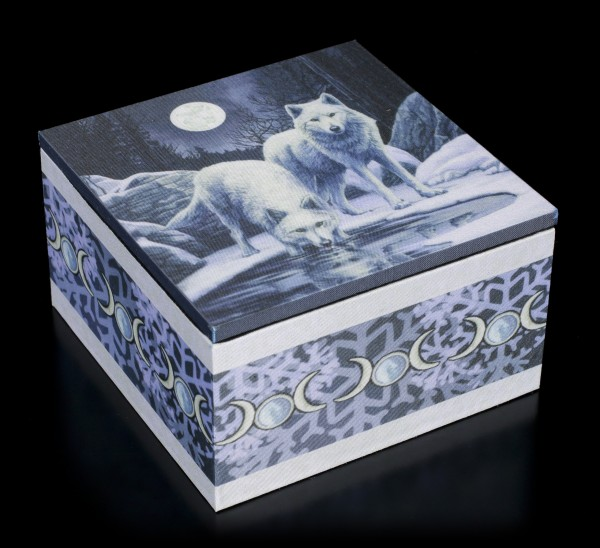 Mirror Box with Wolves - Warriors of Winter