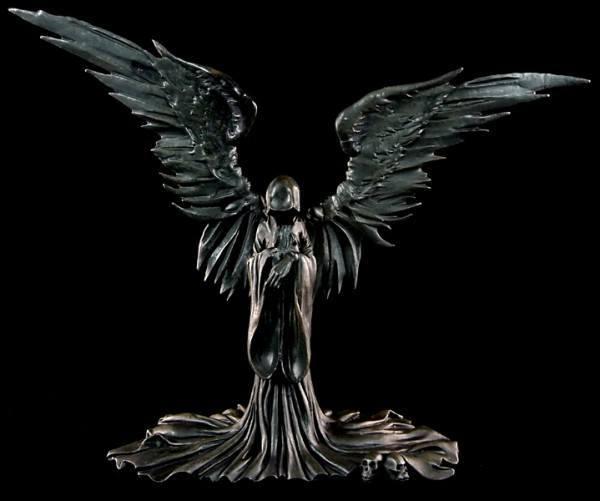 Angel of Death - Schattenwesen Figur