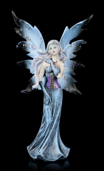 Blaue Elfen Figur - Stenella