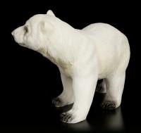 Polar Bear Baby Figurine - Plodding