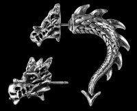 Alchemy Drachen Ohrring - Tor Dragon