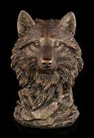 Bottle Holder - Wolfs Head