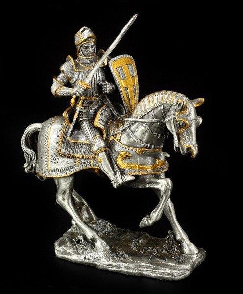 Ritter auf Pferd mit Schwert II
