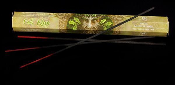 Incense Sticks - Oak King - White Sage