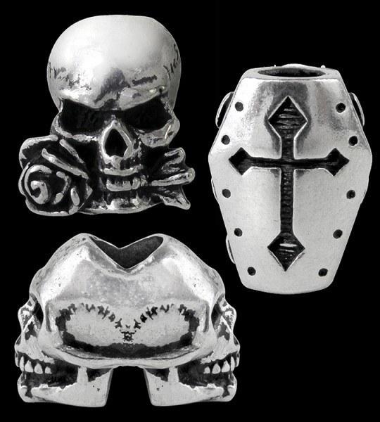 Beard Beads Set of 3 - Alchemy Gothic