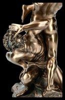 The Rape of the Sabine Women Figurine by Giambologna