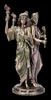 Triple Hecate Figurine
