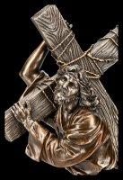 Jesus Christus Figur - Weg zur Kreuzigung