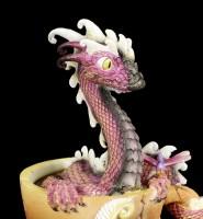 Drachen Figur - Coffee Dragon