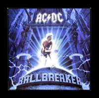AC/DC Crystal Clear Picture - Ballbreaker