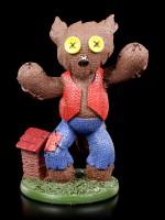 Pinheadz Figur - Werwolf Voodoo-Puppe