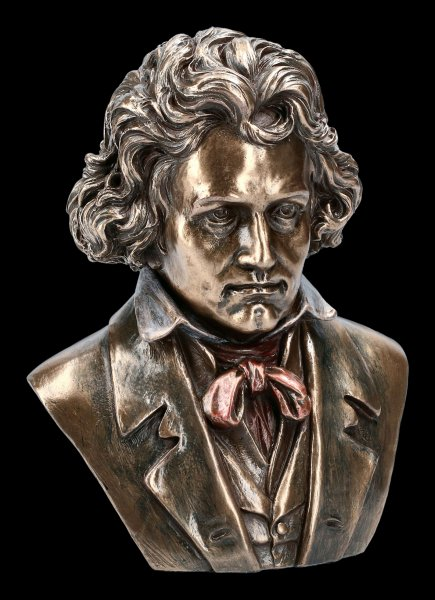 Bust - Ludwig van Beethoven