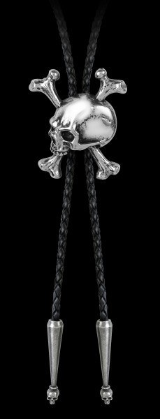 Alchemy Totenkopf Halskette UL13 - Unforgiven