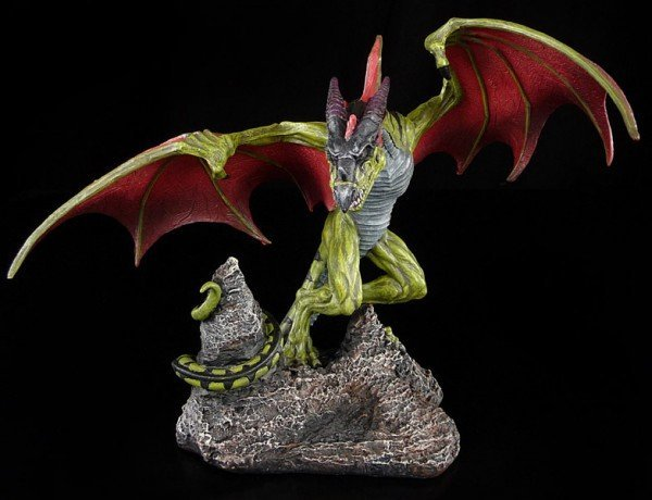 Tom Wood Figur - The Sentinel Dragon