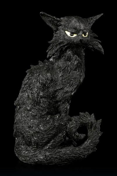Back Cat Figurine - Salem