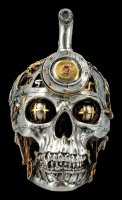 Steampunk Totenkopf - Pipe Dream