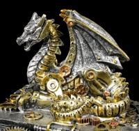 Steampunk Dragon Box - Secrets of the Machine