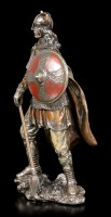 Small Wikinger Figurine - With Axe and Shield