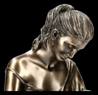 Mother Figurine with Baby - Security