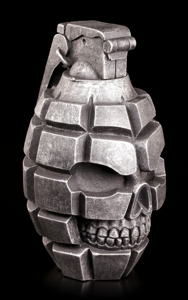 Totenkopf Handgranate - Frag Head