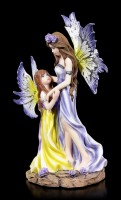 Fairy Figurines - Magic Mama with Daughter