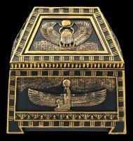 Egypt Box - Scarabaeus and Isis