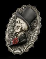 Wandrelief - Männer Skelett - Handsome