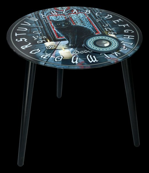 Witchboard Side Table - Sacred Circle